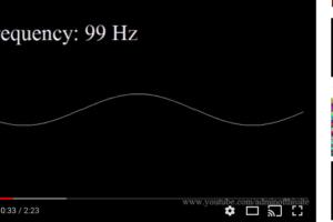 Test del suono (metti alla prova il tuo udito)